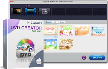 Higosoft DVD Creator for Mac