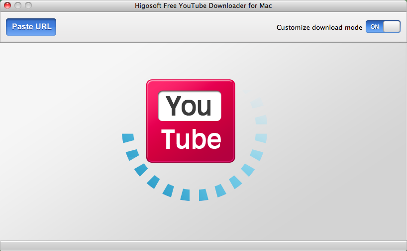 Higosoft Free YouTube Downloader for Mac - Download YouTube Video Free