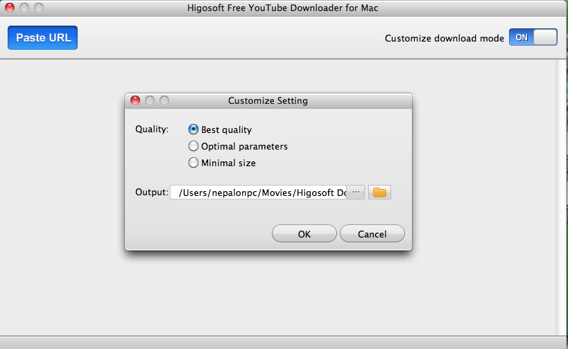 Higosoft free youtube downloader for mac download youtube video free free youtube downloader for mac ccuart Images