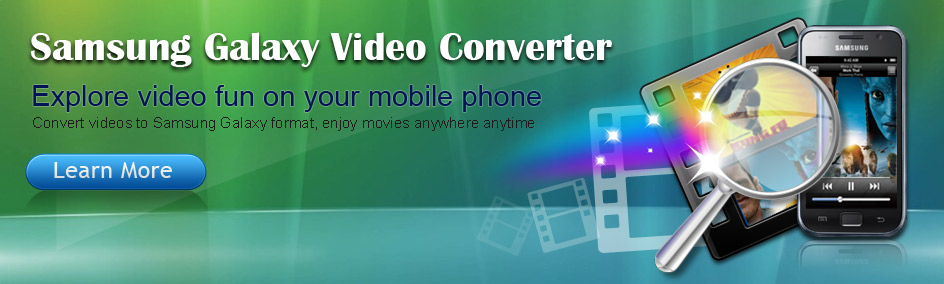 Samsung Galaxy Video Converter Mac