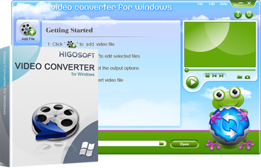 Higosoft Video Converter