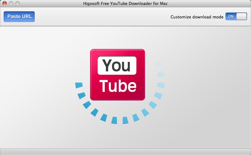 Higosoft Free YouTube Downloader for Mac - Download YouTube